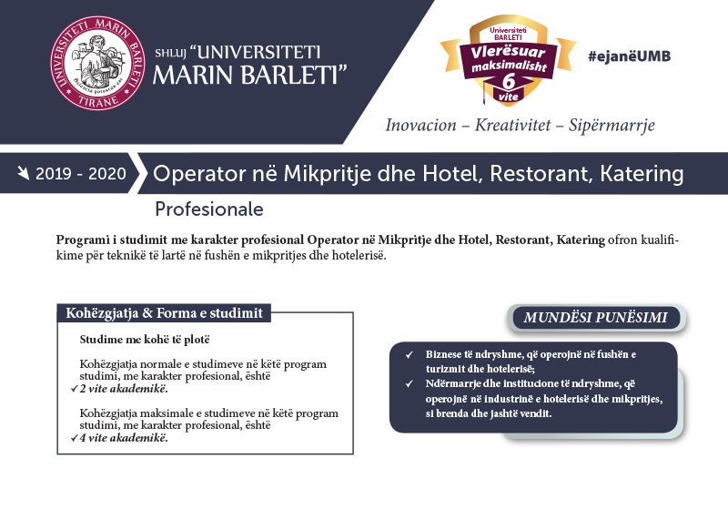 VOLANT-PROFESIONAL-Operator-ne-Mikpritje-dhe-Hotel-Restorant-Katering